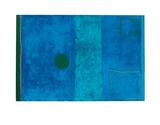 Blue Painting Serigraph by Patrick Heron