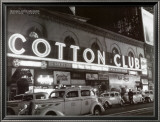 Cotton Club Poster by Michael Ochs