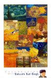 Celebrating 150 Years Van Gogh Print by Vincent van Gogh