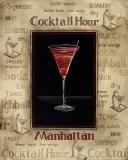 Manhattan Posters af Gregory Gorham