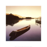 A la orilla del lago II Láminas por Chris Simpson