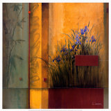 Terrazzo Garden Posters af Don Li-Leger