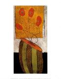 Les Fleurs Ephemeral I Affiches par Mark Cabral