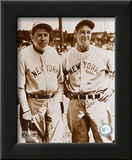 Babe Ruth and Lou Gehrig Posters