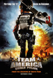 Team America: World Police (Advance) Poster