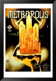 Metrópole Posters