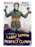 Larry Seman Perfect Clown Lámina giclée