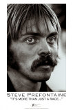 Steve Prefontaine, Portrait Print by Brian Lanker