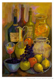 Mediterranean Kitchen IV Prints by Karel Burrows