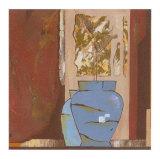 Golden Accents III Prints by Vivian Knapp