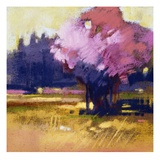 Blossom Reproduction procédé giclée par Lou Wall