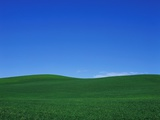 Green Hills Photographic Print by Bill Ross