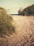 First Encounter Beach Photographic Print by Jennifer Kennard