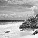 ¡Viva Mexico! Square Collection - Tulum Caribbean Coastline VI Reproduction photographique par Philippe Hugonnard