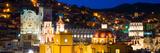 ¡Viva Mexico! Panoramic Collection - Guanajuato by Night Lámina fotográfica por Philippe Hugonnard