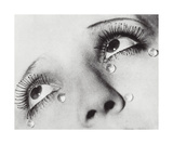 Glass Tears, 1932 Poster von Man Ray