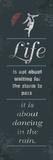 La vita è Stampa giclée di  The Vintage Collection