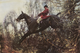 The Huntsman Giclee Print by Sir Alfred Munnings