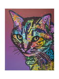 Lucy Custom-4 Giclee Print by Dean Russo