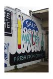 Salt Water Giclee Print by  Banksy