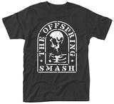 The Offspring- Distressed Smash Tombstone T-paita