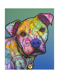 Zeus Custom-004 Giclee Print by Dean Russo