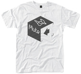 Mute Records- Cubed Logo T-Shirt