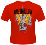 All Time Low- Drop the Bombs T-shirts