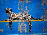 Bronx Zoo Lámina giclée por  Banksy