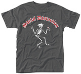 Social Distortion- Dancing Skeleton Mascot T-Shirts