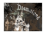 Dismal's Castle Giclee Print by  Banksy
