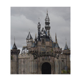 Dismal's Castle Photo Giclee Print by  Banksy