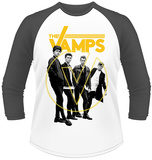 Raglan: The Vamps- Band & Logo Raglans