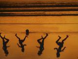Beach Ball Giclée-Druck von  Banksy