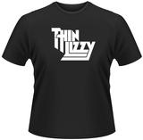 Thin Lizzy- Classic Logo T-skjorter