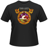 Thin Lizzy- Johnny The Fox Album Art T-paidat