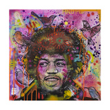 Purple Haze Giclee Print by Dean Russo