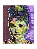 Audrey 2 Reproduction procédé giclée par Dean Russo