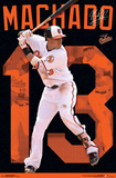 MLB: Baltimore Orioles- Manny Machado Prints