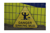 Danger Giclee Print by  Banksy