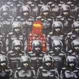 24th Street 2 Giclée-tryk af  Banksy