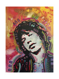 Mick 2 Giclee Print by Dean Russo