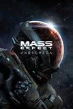Mass Effect: Andromeda- Ryder Key Art Plakater