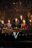 Vikings- Trouble at the Table Poster