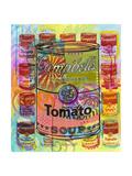 Tomato Giclee-trykk av Dean Russo