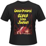 Deep Purple- Rises Over Japan T-Shirt