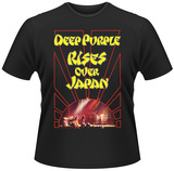 Deep Purple- Rises Over Japan T-Shirts