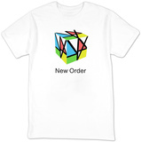 New Order- Music Complete Rubix T-Shirt