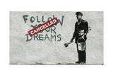 Cancelled Dreams Reproduction procédé giclée par  Banksy