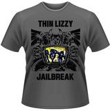 Thin Lizzy- Jailbreak Album Cover T-paita